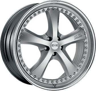 Колесные диски OZ VELA MATT RACE SILVER OZ715511440