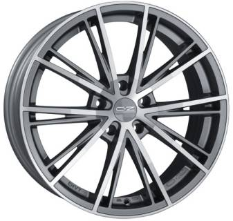 Колесные диски OZ ENVY, 7, 16, 4x108, MATT SILVER TECH DIAMOND CUT W8504020368
