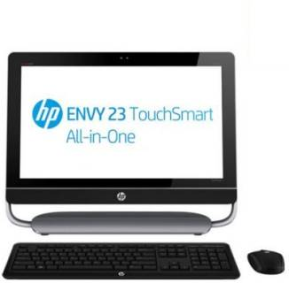 Моноблок HP TouchSmart Envy 23-d003er Black C3S85EA