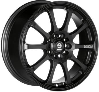 Колесные диски SPARCO SPARCO DRIFT MATT BLACK, 48 W2901550439