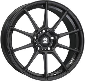 Колесные диски SPARCO ASSETTO GARA MATT BLACK, 45 W2903950439