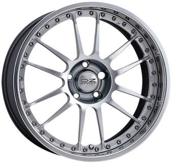 Колесные диски OZ SUPERLEGGERA III, 8,50, 20, 5x120, OZ RACE SILVER W2104500380