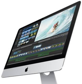 Моноблок Apple iMac (MD093LL/A) i5(2.7-3.2) 8G/1TB(5400)