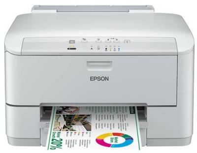 Принтер Epson WorkForce Pro WP-4015DN A4 C11CB27301