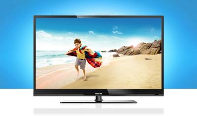 Телевизор Philips 39PFL3807K/12 Black