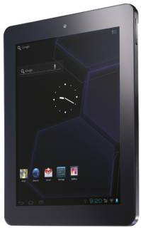 Планшет 3Q Q-pad RC0805B 4GB Black
