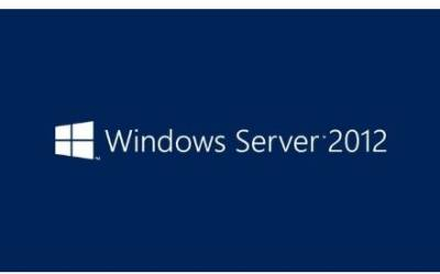Операционная система Microsoft Windows Svr Std 2012 x64 English 2CPU/ 2VM DVD P73-05328