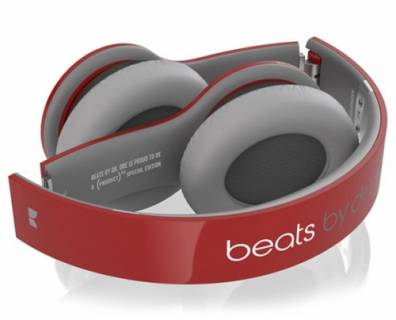 Наушники Beats by Dr. Dre Solo High Definition with ControlTalk Red