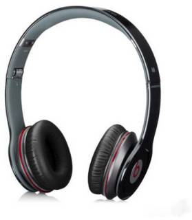 Наушники Beats by Dr. Dre Solo High Definition with ControlTalk Black