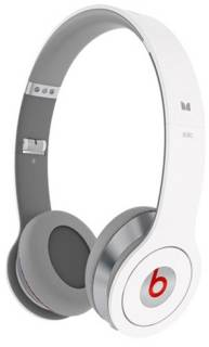 Наушники Beats by Dr. Dre Solo High Definition with ControlTalk White