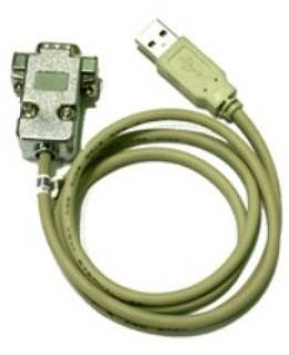 Аксессуар STLab USB 2.0 A Male - RS-232 (COM) CP2102