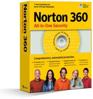 Антивирус Symantec NORTON 360 MULTI DEVICE 1.0 RU 21262803