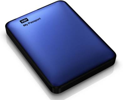 Внешний HDD Western Digital My Passport WDBY8L0020BBL-EESN