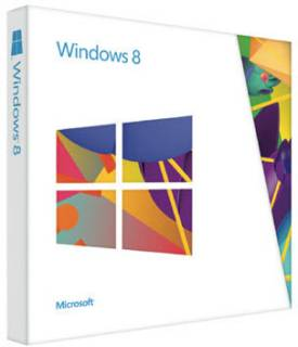 Операционная система Microsoft GGK Windows 8 32Bit Russian 1pk DVD 44R-00028