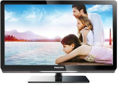 Телевизор Philips 22PFL3507H/12 Black