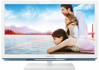 Телевизор Philips 22PFL3517H/12 White 22PFL3517H12