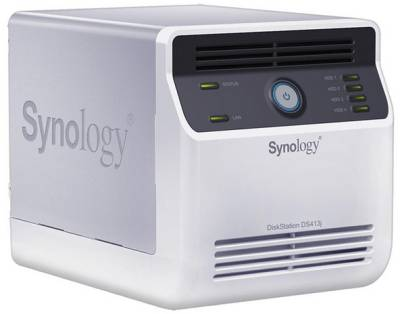 NAS Synology DS-413J All in1 Server