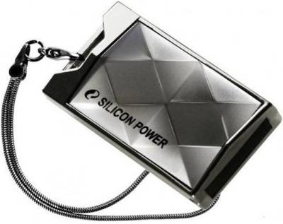 Флеш-память USB Silicon Power Touch 850 16GB Silver Limited Edition SP016GBUF2850V1S-IF
