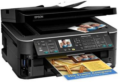 МФУ Epson WorkForce 630