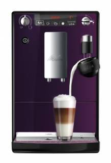Кофеварка Melitta CAFFEO Lattea purple-black