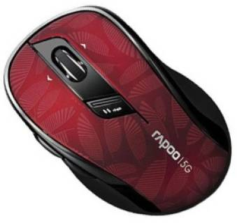 Мышка Rapoo 7100p wireless red