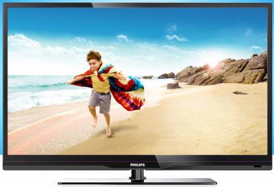 Телевизор Philips 32PFL3807T/12 Black