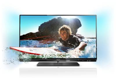 Телевизор Philips 42PFL6057T/12 Black