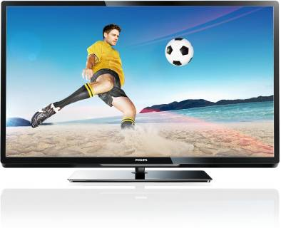 Телевизор Philips 47PFL4007H/11 Black