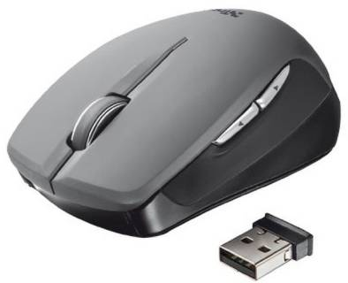 Мышка Trust Hyperwheel Wireless Mouse 18470