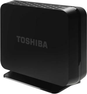 Внешний HDD Toshiba STOR.E Cloud 2TB Black HDNB120EKEG1