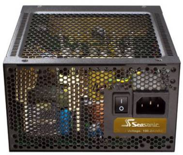 Блок питания Seasonic P-400 FANLESS PLATINUM 400W SS-400FL2