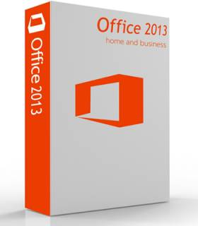 Приложение Microsoft Office Home and Business 2013 32/ 64 Russian T5D-01761