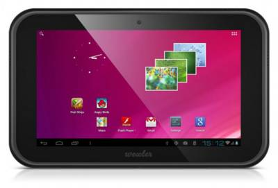 Планшет Wexler Tab 7B 8GB Black 7b8B