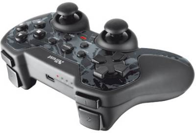 Игровой контроллер Trust GXT 39 Wireless gamepad for PC & PS3 18524