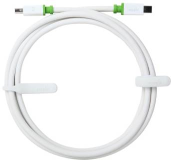 Кабель Moshi Mini Displayport Cable - white MO_041101