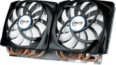 Кулер Arctic Cooling Accelero Twin Turbo 690 DCACO-V780001-BL