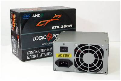Блок питания LogicPower LP350W