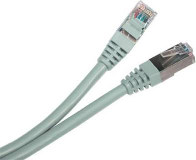 Кабель EvroMedia Patch cord FTP molded, Cat5e, 7m PC-FTP-7M