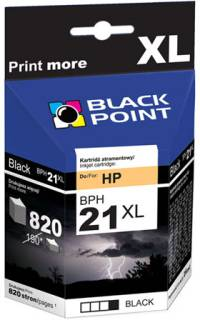 Картридж Black Point Картридж HP DJ 3940 Black(21XL) BPH21XL