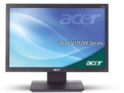 Монитор Acer Value V193Wab ET.CV3WE.A01