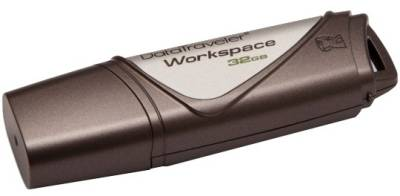 Флеш-память USB Kingston DT Workspace 32GB DTWS/32GBBK