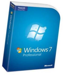 Операционная система Microsoft MS Windows 7 Professional 32 bit Rus OEM FQC-01251