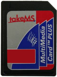 Карта памяти TakeMS Multi Media Card 256MB