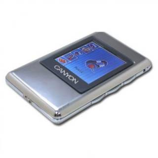 MP3 плеер Canyon 1024MB MP3 Player OLED Display Silver