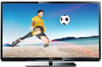 Телевизор Philips 32PFL4027H/12 Black