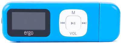 MP3 плеер Ergo A335-4Gb blue