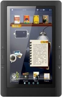 Планшет Enot eBook V422 4GB Black Enot V422