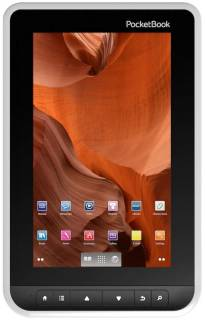 Планшет PocketBook A7 7 4GB White PBA7-BW