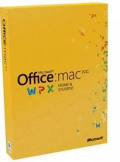 Приложение Microsoft Office 2011 (W7F-00022) Home and Student