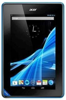 Планшет Acer Iconia Tab B1-A71 8GB Silver NT.L15ET.001